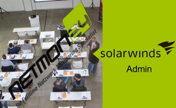 SolarWinds Orion - Admin Produktschulung