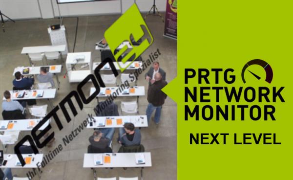 PRTG Next Level Workshop