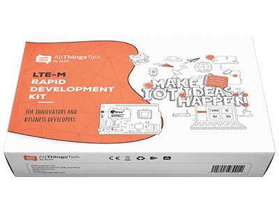 LTE-M Rapid Development Kit