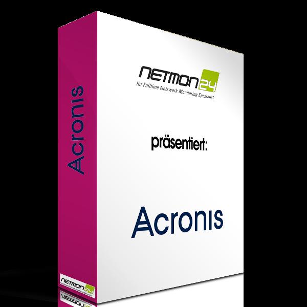 Acronis Backup Advanced 12.5