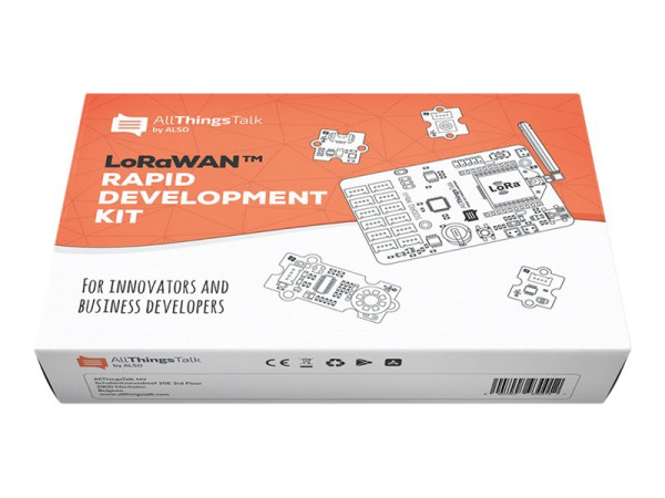 LoRaWAN Rapid Development Kit