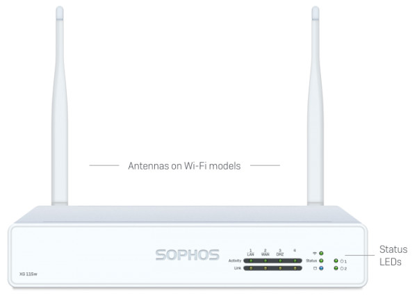 XG 135 WIFI Appliance